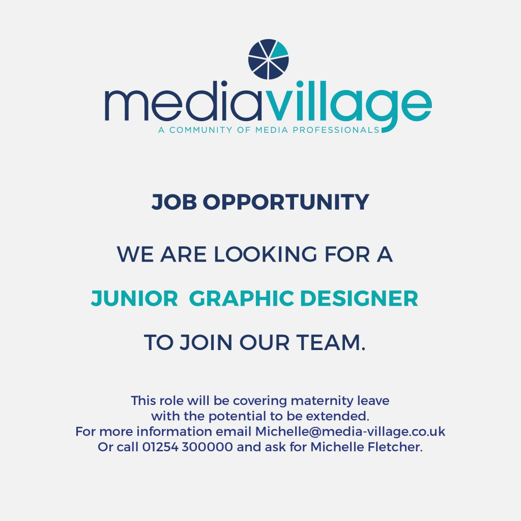 Job Opportunity | Graphic Design